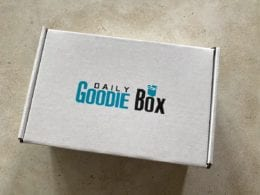 Get Free Samples from Daily Goodie Box